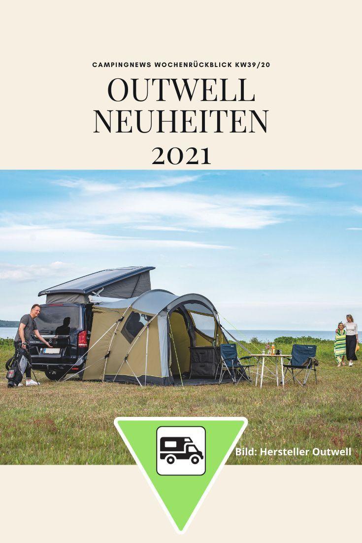 Outwell Neuheiten 8  Camping News Wochenrückblick – KW8/8