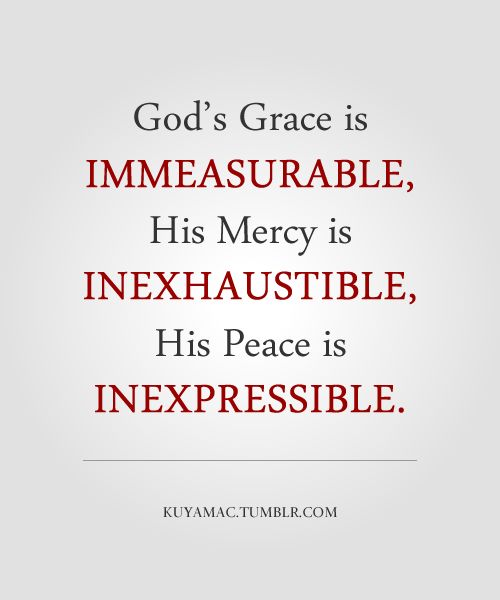 Quotes On God's Grace 64 Bestgrace I Amimages On Pinterest  Thoughts Truths And .