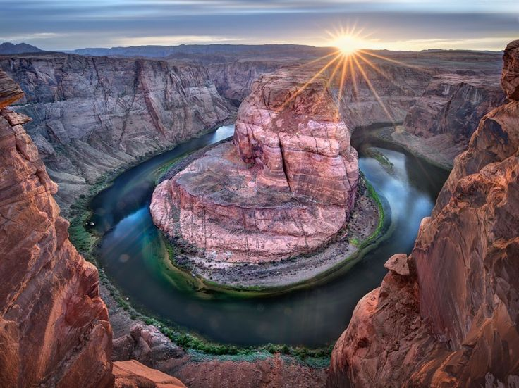 Photograph The Horseshoe Bend in the Colorado River, at Page, Arizona by Ignacio Palacios on 500px