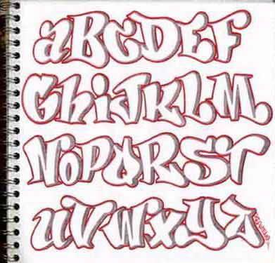 Graffiti Font Fancy Fonts Lettering Graffiti Lettering