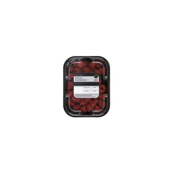 Tesco Finest Raspberry Class I - Groceries - Tesco Groceries ($6.27) ❤ liked on Polyvore featuring food, fillers, food and drink, accessories and food & drinks