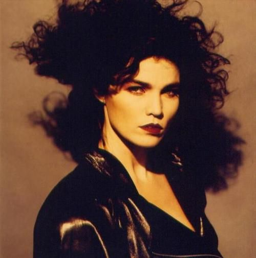 "Alannah Myles. Canadian singer and rock chick in the 80'es - 90'es. Most famous for ""Black Velvet"", but ""Sonny say you will"", and ""Love is"", is also some of my favorites. I love her rocking style and voice."