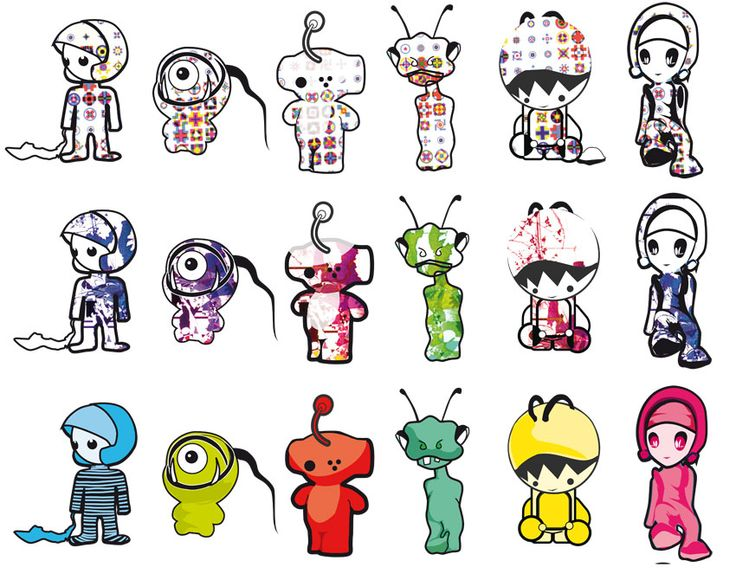 Fundamentals Of Character Design Pdf : Best characters images on pinterest sculpture robot