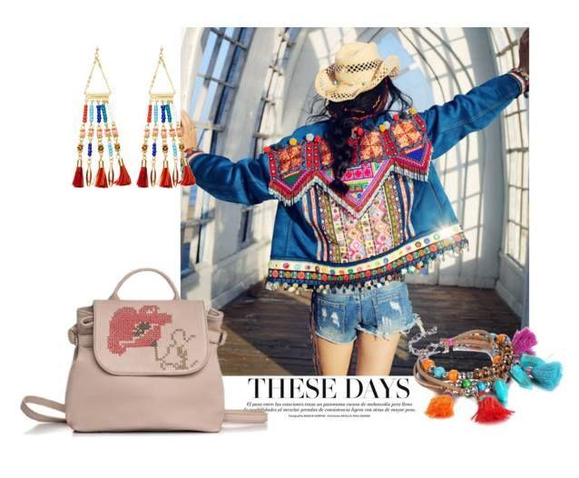 #RENA #Inspiration for #Dida #backpack