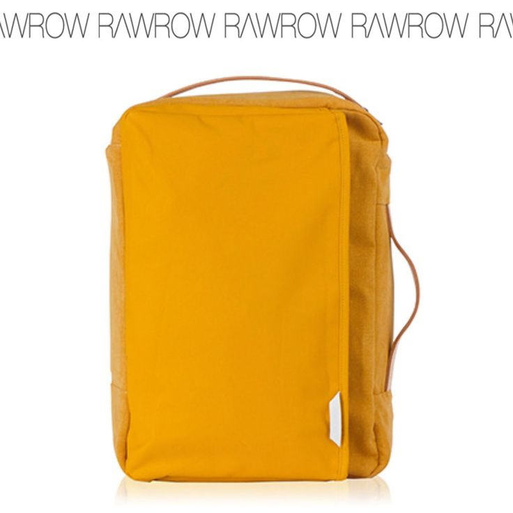 """RAWROW 15"""" Laptop Notebook Sleeve Backpacks Laptop Backpack Canvas School Bag #RAWROW"""