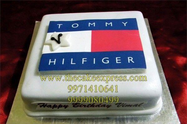 Tommy Hilfiger Cake Pinteres