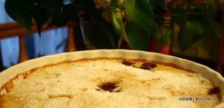 Luksemburg: Quetschflued - tarta śliwkowa