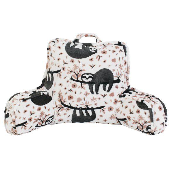 brittain sloth backrest pillow cover