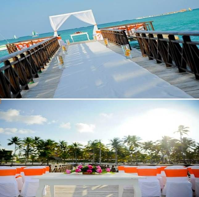 Barcelo Bavaro Beach Resort Weddings Locations Beach Caribbean