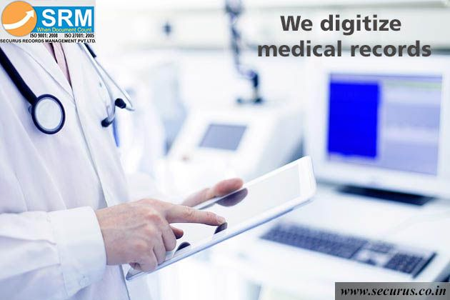 Secure digitizing of medical documents is the process through which all your medical records are converted into the digital format and stored securely in a server. Call Now ☎ 011 4392 2222 For More Details Visit @ http://www.securus.co.in/digitization.html #files #document #secure #security