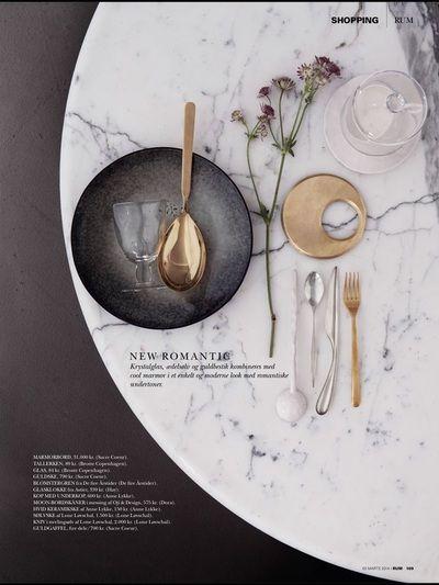 Gold Flatware | Dining