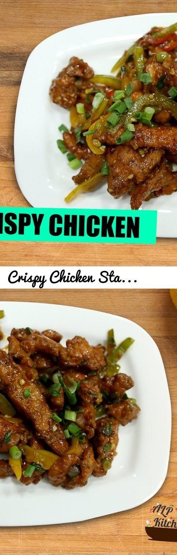 Best 25 indian cooking videos ideas on pinterest indian videos crispy chicken starters recipe video restaurant style crispy chicken tags forumfinder Choice Image