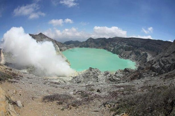 Kawah Ijen, Jawa Timur