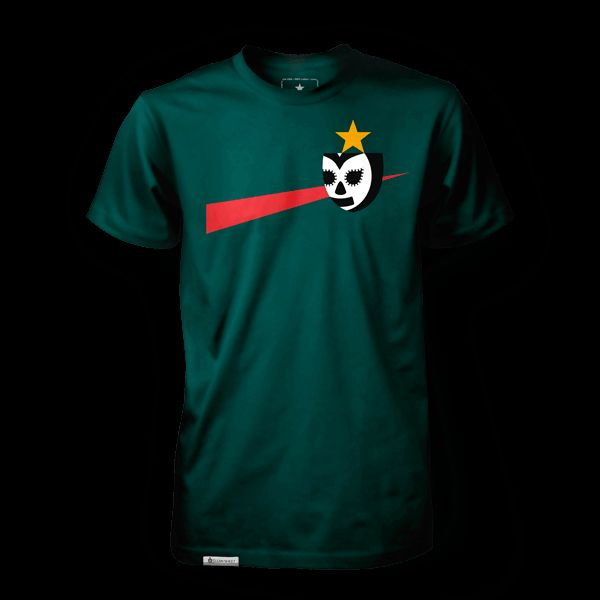 The Mexico Shirt, part of Clean Sheet's #32Nations project. Every World Cup team gets a shirt. » http://cleansheet.co/mexico