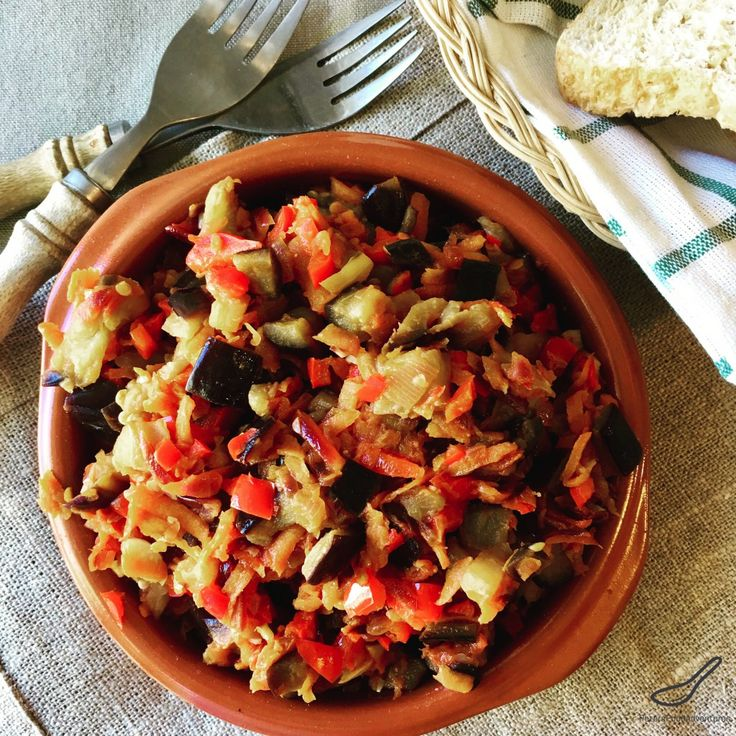 kitchen boss eggplant caponata%0A Russian Eggplant Caviar                                   is a delicious appetizer   generously served on a