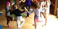 Детский центр развития в Москве «Домик Фанни Белл». В том числе – театральная студия.
