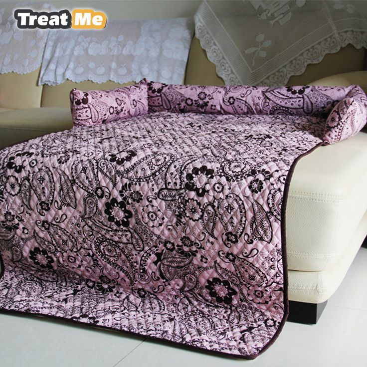 All Seasons Available Large Dog Sofa Bed Dog Mat Dog Cat Kennels Washable  Pet House Resistant