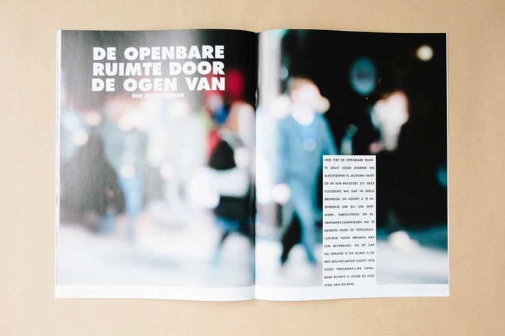 Kilian Idsinga | Magazines | Stedelijk Interieur #Magazine #EditorialDesign