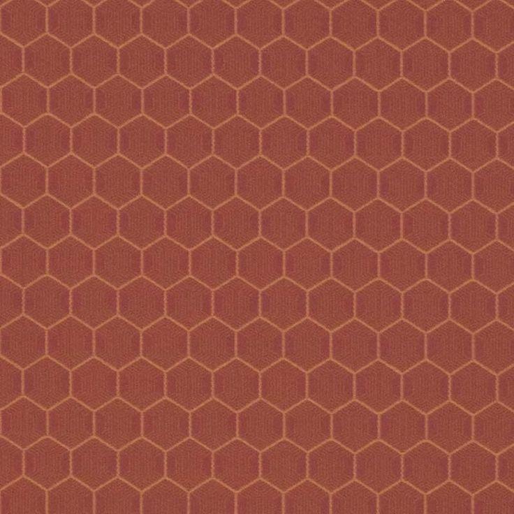 Warwick Fabrics : CHESTER, Colour SCARLET