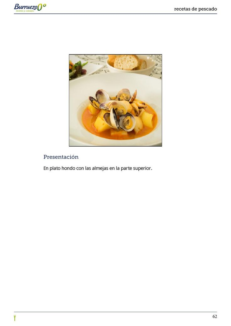 Recetas de pescado by Burruezo congelados - issuu