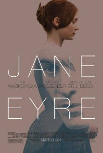 Jane Eyre:    A mousy governess who softens the heart of her employer soon discovers that he's hiding a terrible secret.Hundred Girls Kowska, Movie Posters, Great Movie, Charlotte Bronte, Michael Fassbender, Jane Eyre, Jane Austen, Favorite Book, Janeeyre