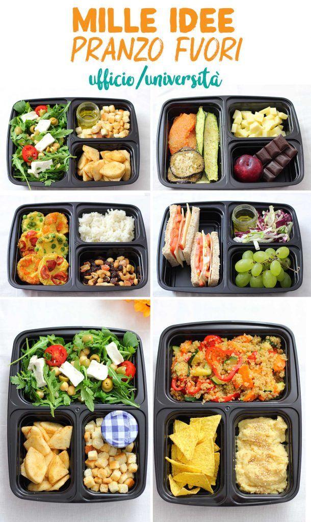 pranzo veloce per dieta