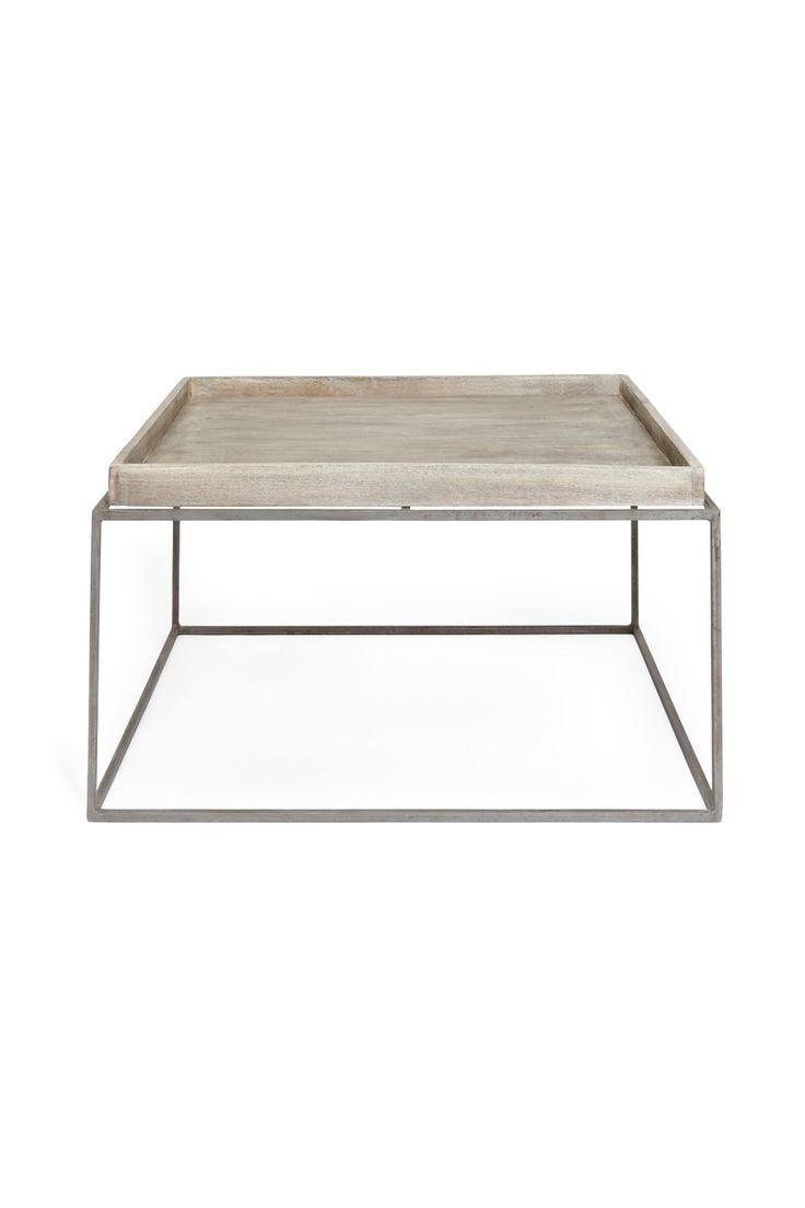 Small Tray Coffee Table - Occasional Furniture - French Connection