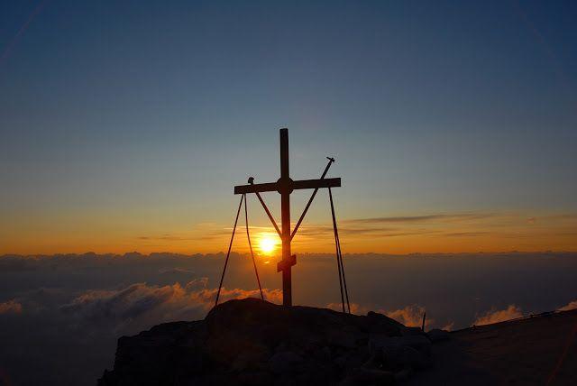 Παναγία Ιεροσολυμίτισσα: Στην κορυφή του Άθω