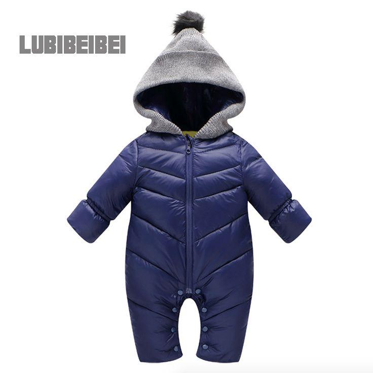 Bambino Siamese arrampicata vestiti in autunno e in inverno 2016 nuovi bambini di inverno spessore body a maniche lunghe Pagliaccetto vestiti del bambino