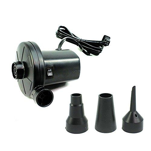 Moonet Smart Air Beds A/c Electrical Air Bed Pump (110-125v 60hz, Black) -- Check out the image by visiting the link.