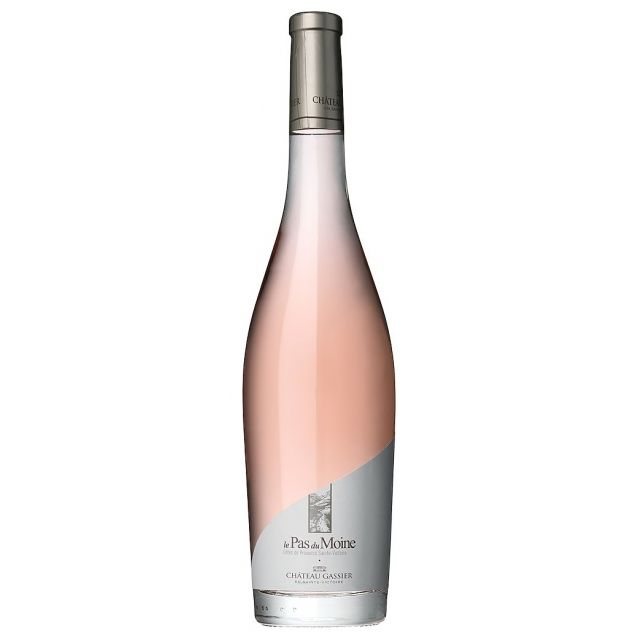 Chateau Gassier Le Pas du Moine Rose | Provence, France | Buy wine online by the bottle or mixed case from Hic! Wine Merchants