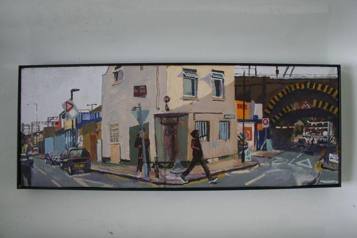 Three Colts Lane, East London