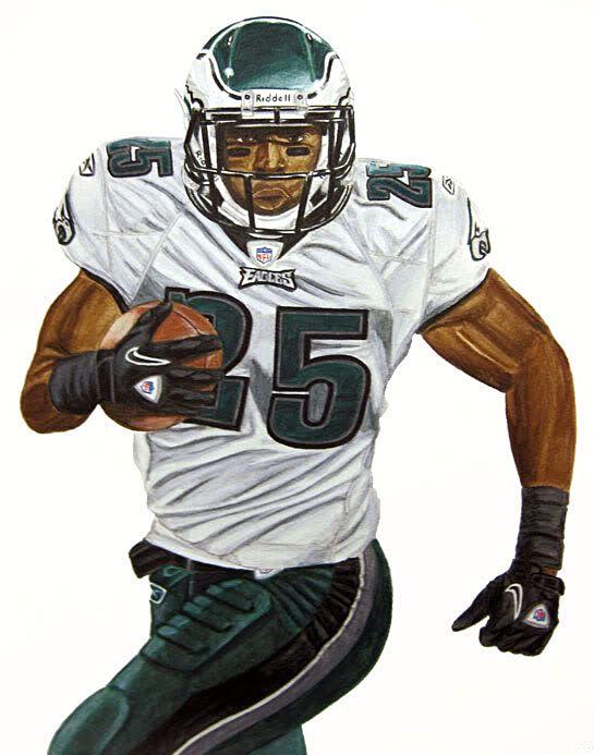 LeSean McCoy, Philadelphia Eagles by Nick Keiser