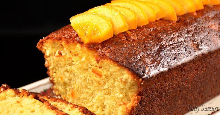 Voici une délicieuse recette de cake à l'orange que vous aurez plaisir à servir à vos invités avec une bonne tasse de thé Earl Grey…! J'aime garnir et décorer ce cake avec mes propres oranges confites, tellement meilleures que celles achetées au supermarché, consultez ma recette, en cliquant ici.