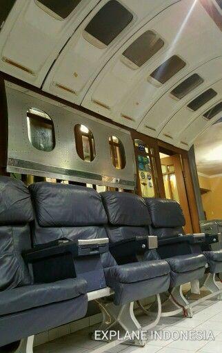 Fuselage Art  by Explane Indonesia