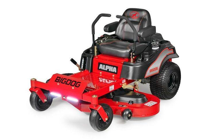 Alpha Zero Turn Mowers
