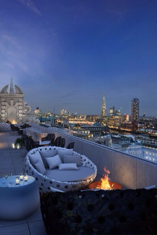London's Best Rooftop Bars To Visit This Summer - Esquire