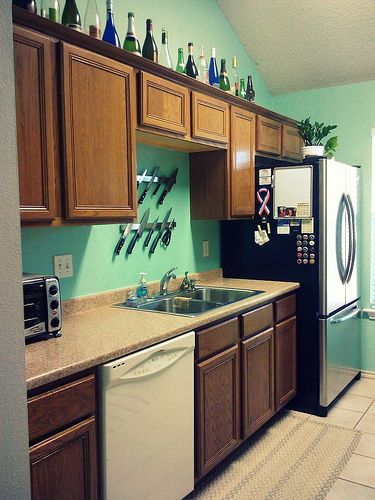 Wall Colors For Kitchens With Oak Cabinets