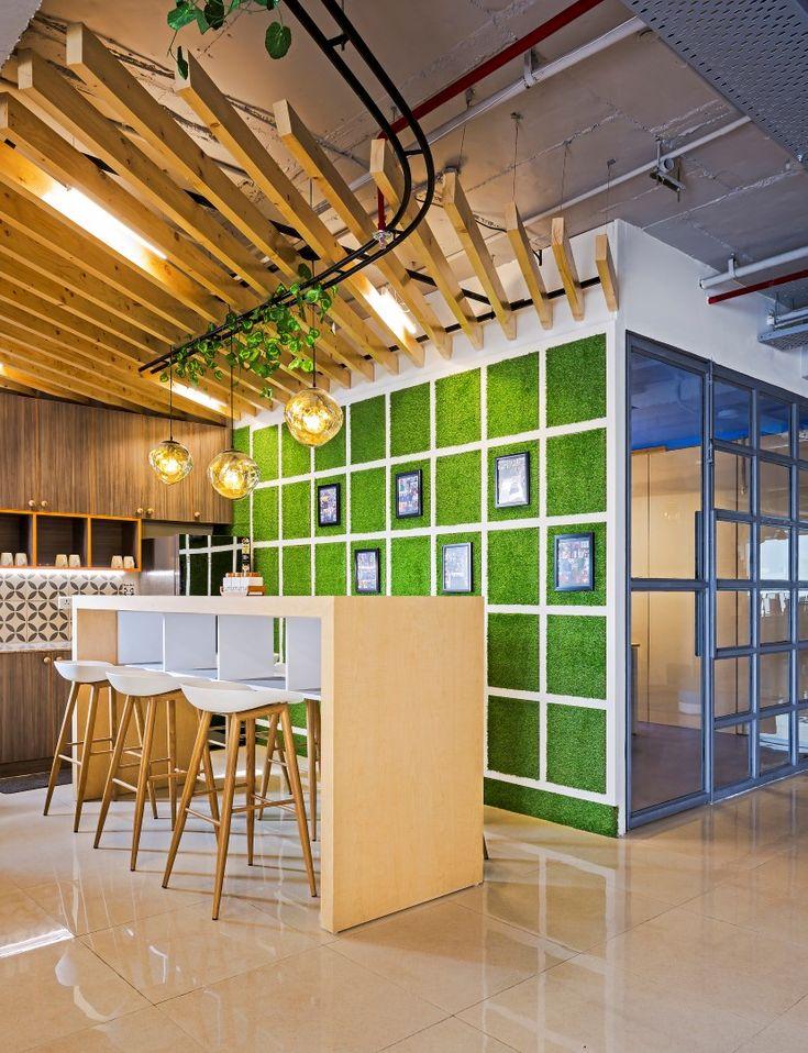 The Helix Life Sciences Office Decor Corporate Interior Design