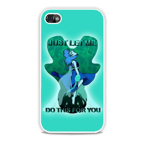 Steven Universe Just Let Me Do This For You iPhone 4, 4s Case
