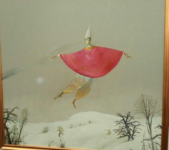 Stefan Caltia - Zburatorul cu mantie rosie