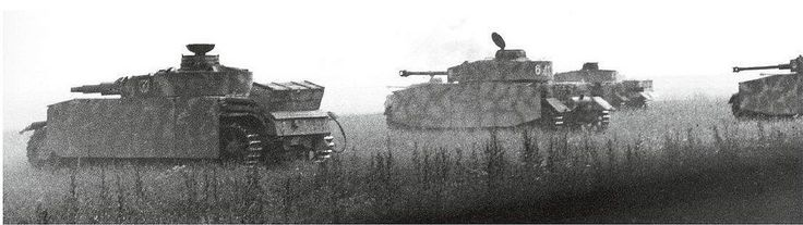 https://flic.kr/p/VcNnPK | Kursk, 1943 Panzer III Ausf N, and Panzer IV Ausf G, 2nd Panzer-Division.