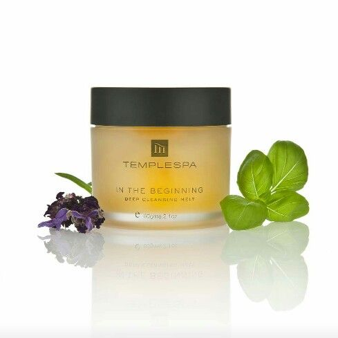 In The Beginning... There was a cleanser like no other. Nigella Lawson loves this hand blended pot of delicious aromas and hydrating goodness www.templespa.com/kathrynmckenna