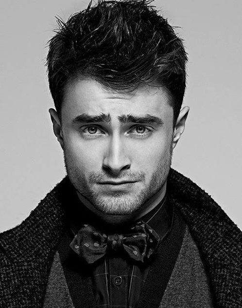 Daniel Radcliffe. Gorgeous perfection.