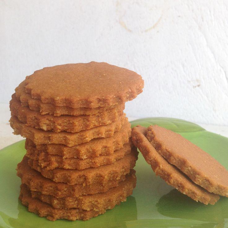 Galletas veganas de quinoa y almendras