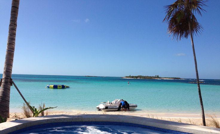 Baker's Bay, Bahamas.                                                                                                                                                                                 More