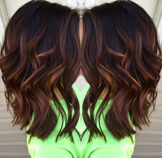 25 Best Medium Brunette Hair Ideas On Pinterest Medium