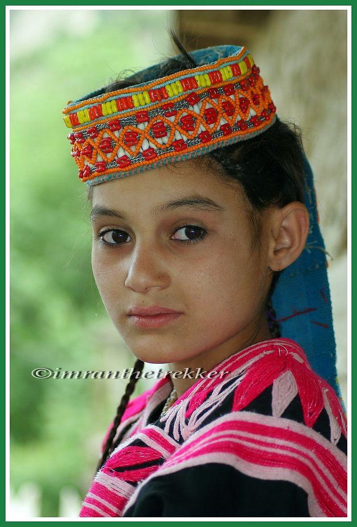 """The pagan tribes of Hindu Kush, Chitral, """"Kalash"""" .."""
