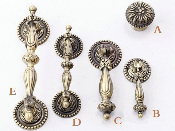 Pin On Antique Knobs Handles, Antique Silver Kitchen Cabinet Handles