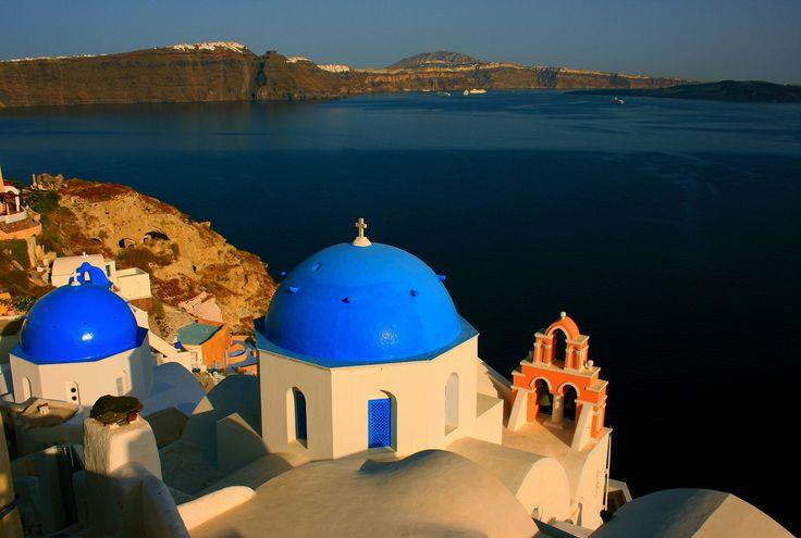 The one and unique #Santorini!